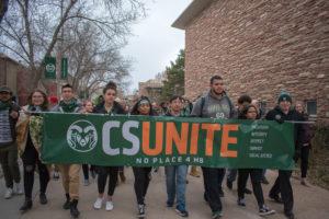 CSUnite March